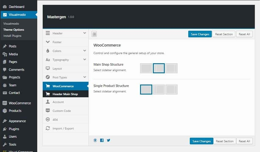 Creating a store on WordPress