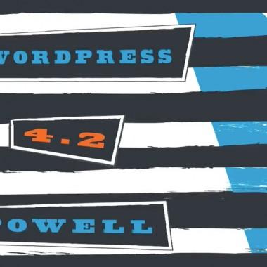 "WordPress 4.2 ""Powell"""