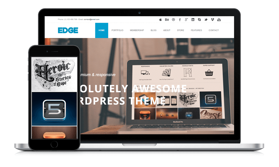 edge-wordpress-theme-product-presentation