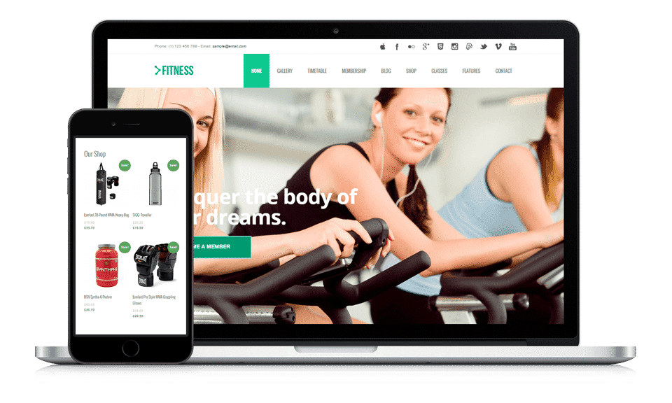 fitness-wordpress-theme-product-presentation