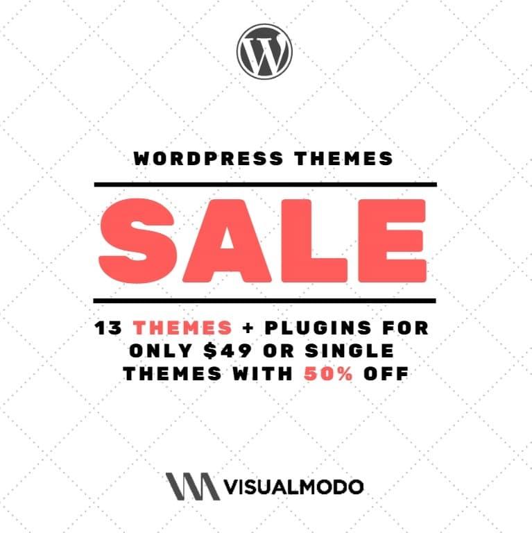 On Fire - WordPress SALE