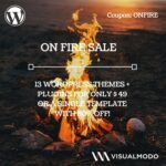 On Fire – WordPress SALE