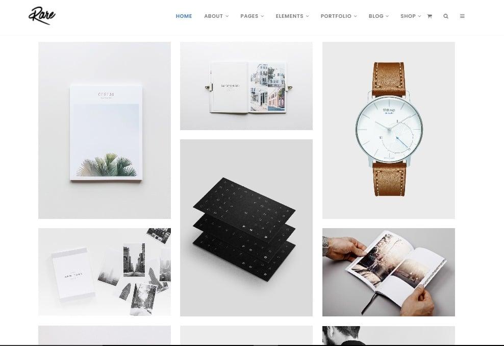 Creating A Portfolio in WordPress
