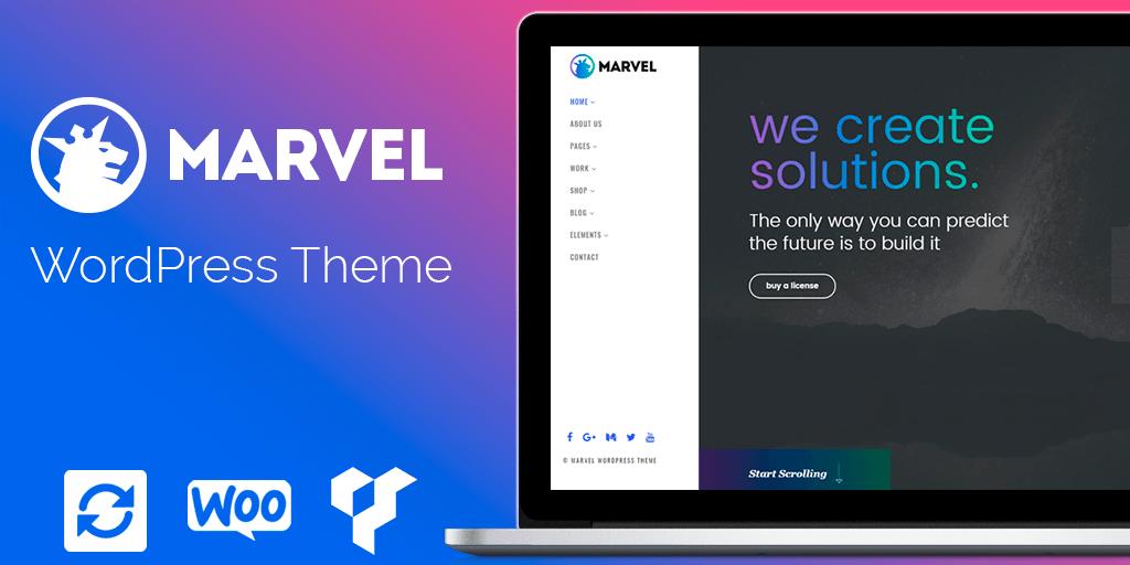 Charming Vertical Menu Wordpress Theme Gallery - Example