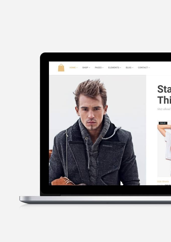 Seller eCommerce WordPress Theme – Creative Solution For Online Stores
