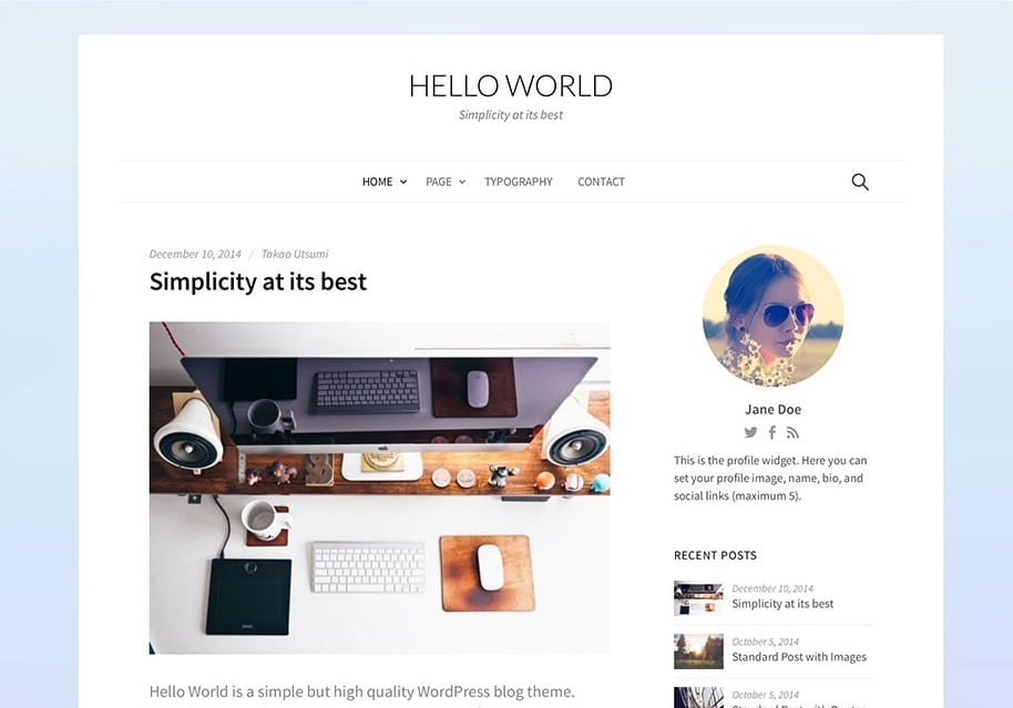 Blog Start in Simple Steps - Visualmodo WordPress Themes Guides
