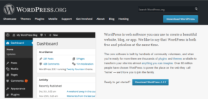 WordPress is the most popular and versatile CMS out there and there's no denying the fact that WordPress.com is an ideal blogging platform for webmasters who want to create a free blog in minutes.