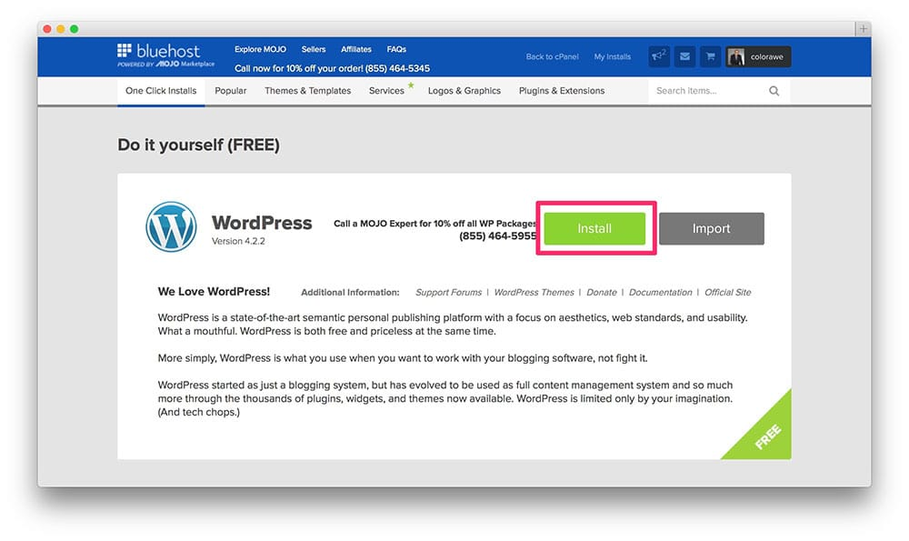From WordPress.com to WordPress.org Site Move Guide