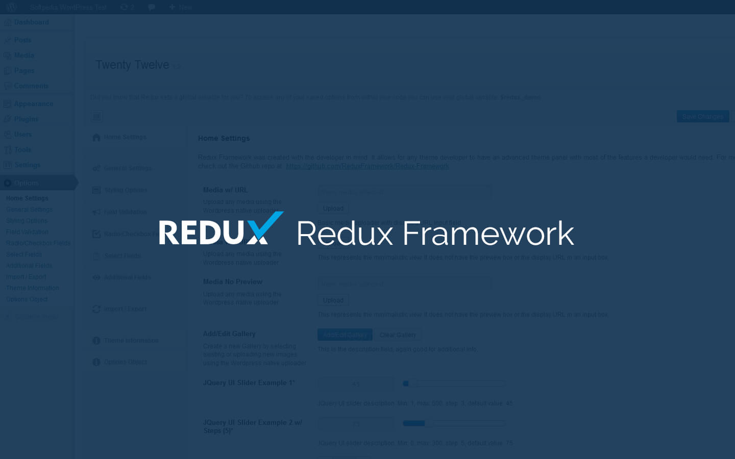 Redux Framework Plugin Remove WordPress Ads Banner - Visualmodo