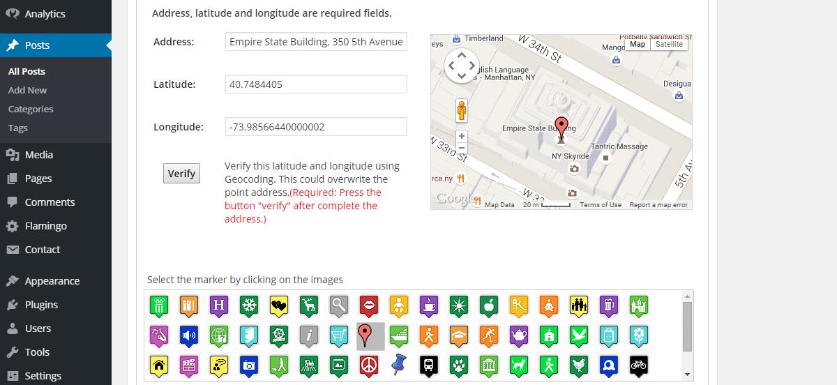 Google Maps WordPress Plugins - Visualmodo WordPress Themes