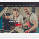 The Best Car Repair WordPress Theme