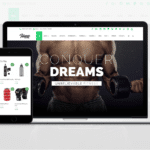 Best Fitness WordPress Theme - Site Builder
