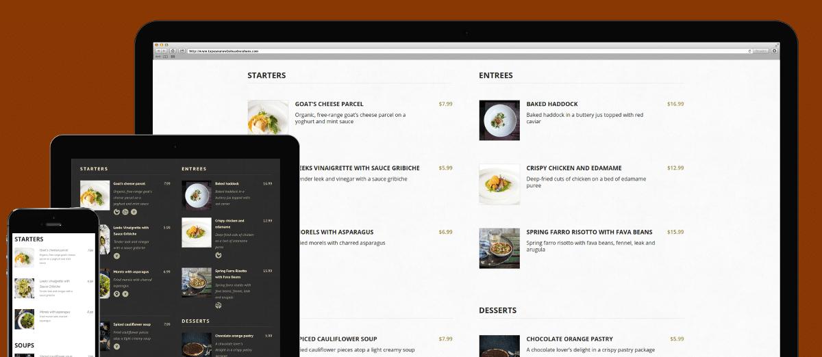 Best freemeBest free menu and restaurant WordPress plugins - responsive nu and restaurant WordPress plugins - responsive