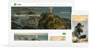 Best Travel WordPress Theme