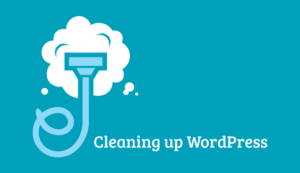 Cleaning Up Your WordPress Website