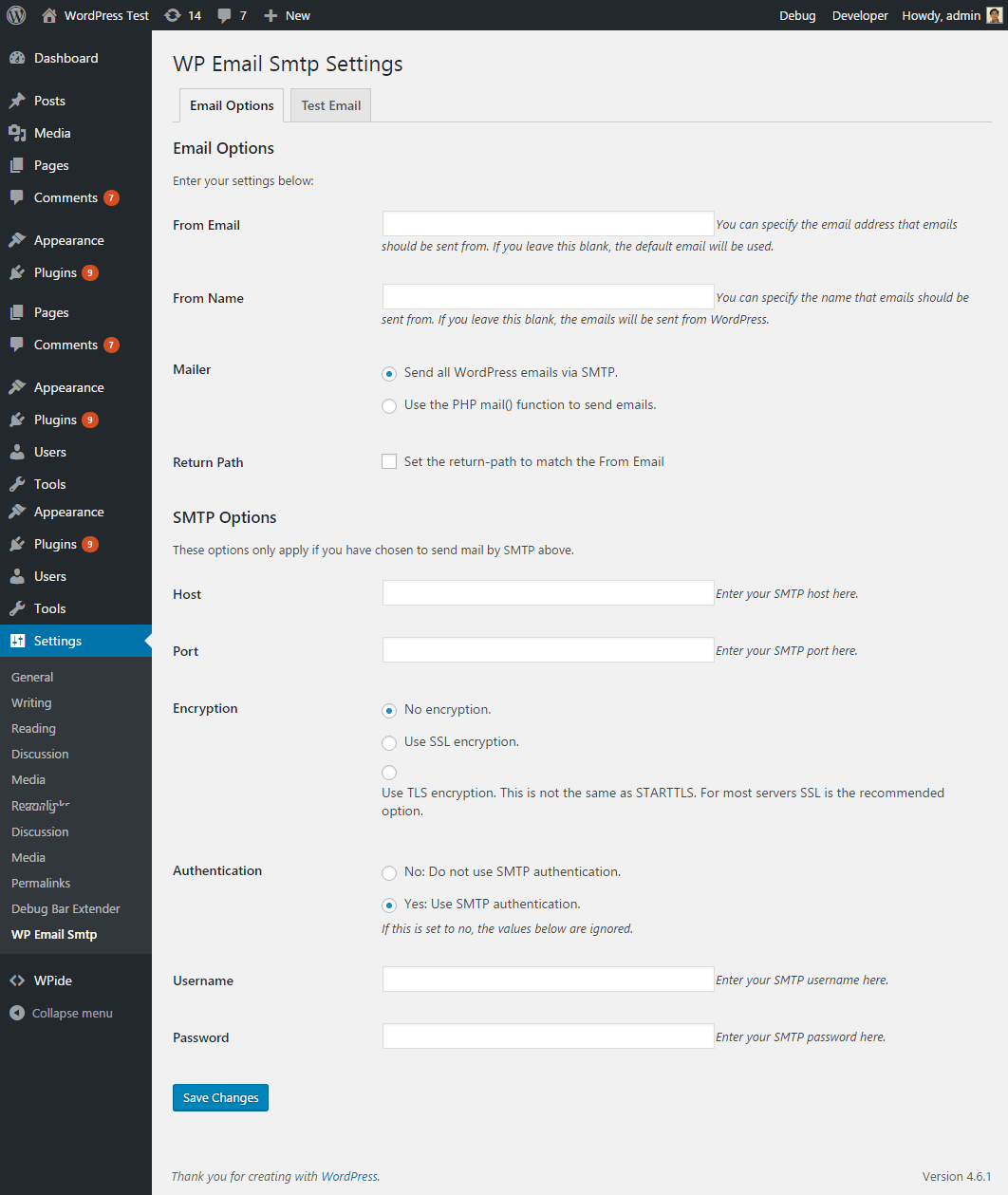 How To Setup SMTP For WordPress Email Delivery