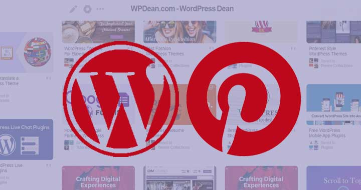 How to Add Pinterest Images in WordPress