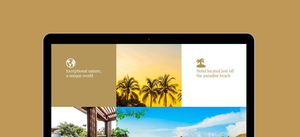 Hotel WordPress Theme - Responsive Website Builder - Mobiles
