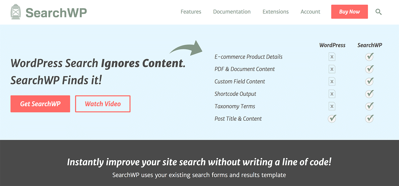 Plugins for Improve WordPress Search Functionality