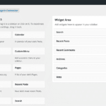 WordPress Widgets Beginners Guide