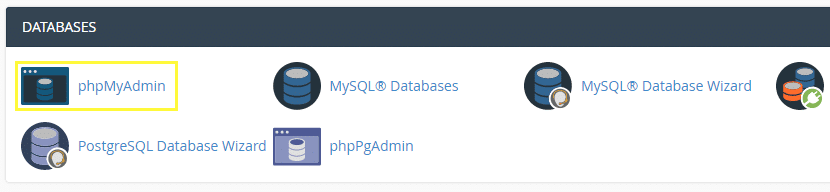 phpMyAdmin Complete Usage Guide