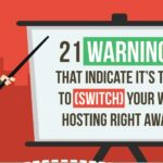21 Warning Signs of A Low-Quality Web Host - Beginners Guide [Infographic]