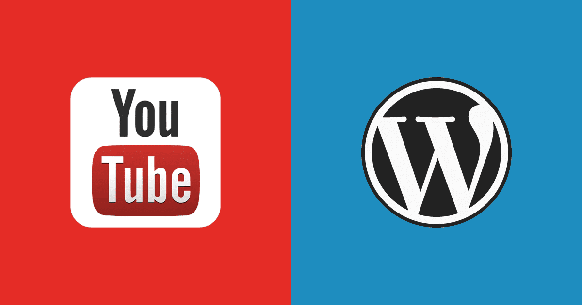 Adding YouTube Videos To WordPress