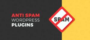 Anti-Spam WordPress Plugins