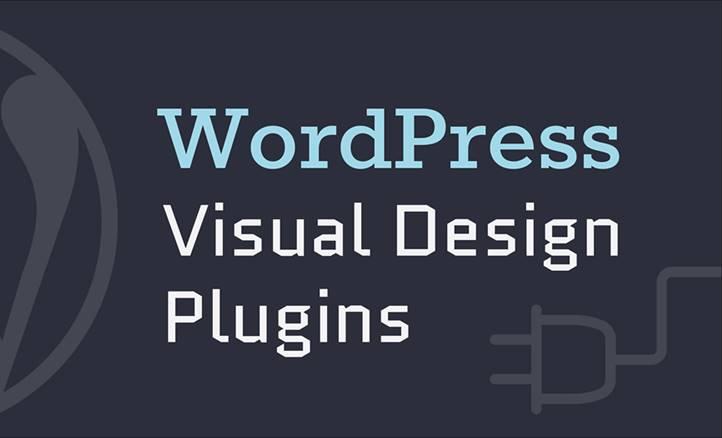 Visual Design WordPress Plugins