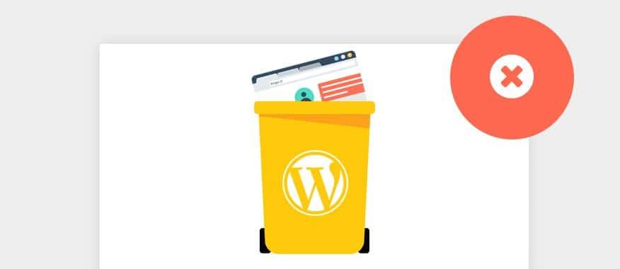 Delete WordPress Plugins Via FTP