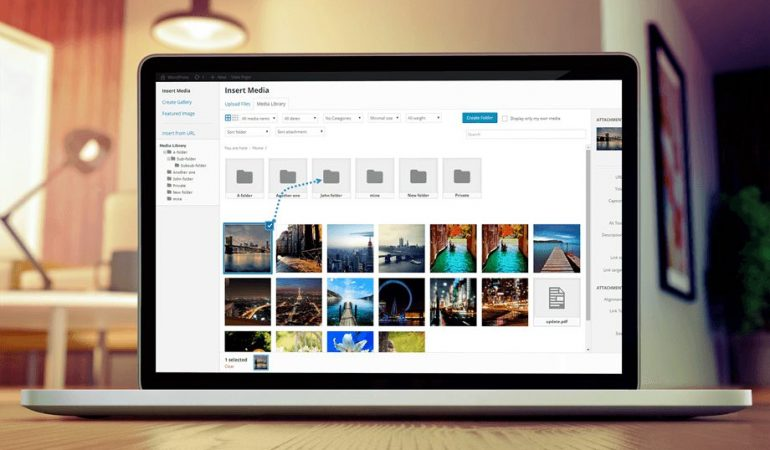 Free Managing Images WordPress Plugins