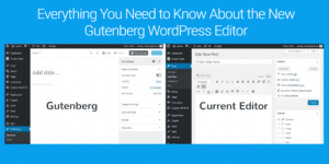 Will Gutenberg Editor Make or Break WordPress