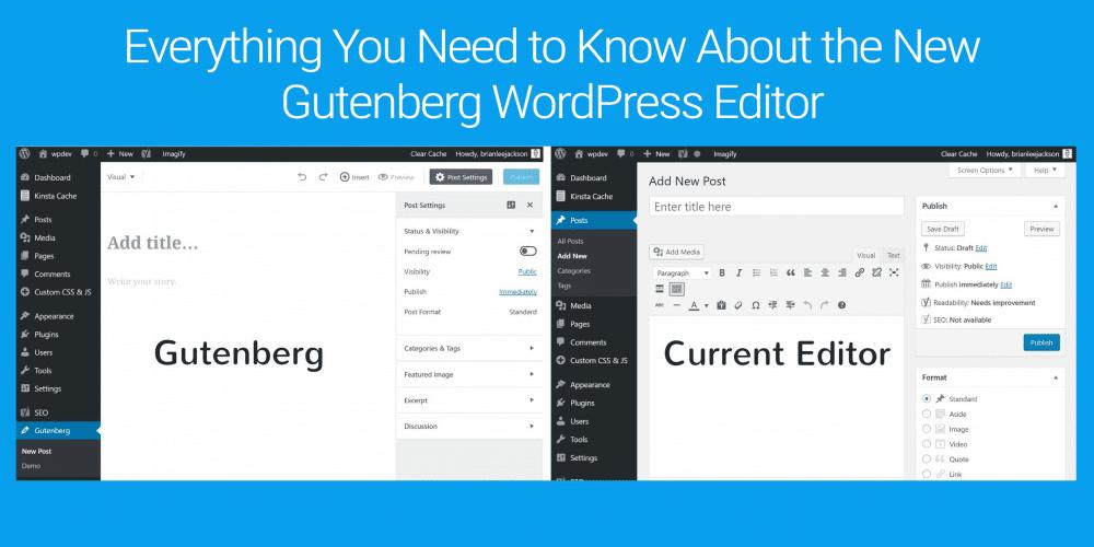 Will Gutenberg Editor Make or Break WordPress