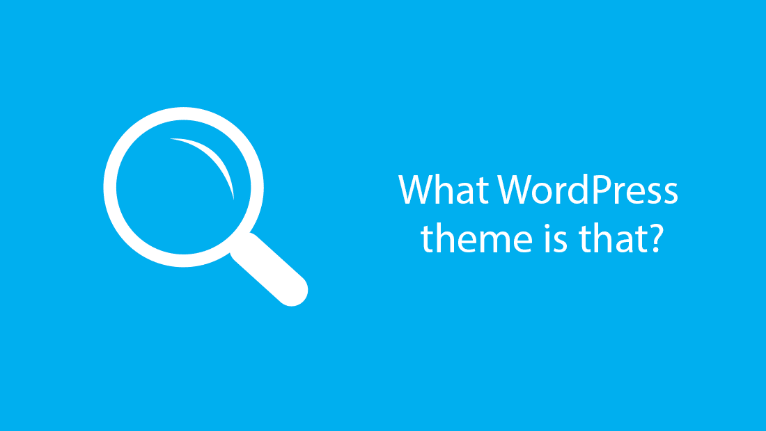 Discover What Themes And Plugins Is Some Site Using
