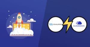 Leverage Fastest WordPress Hosting with Visualmodo's Spark Theme