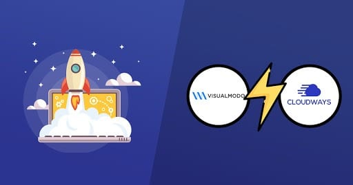 Leverage Fastest WordPress Hosting with Visualmodo's Spark Theme
