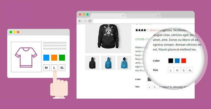 WooCommerce Variations Plugins For Products