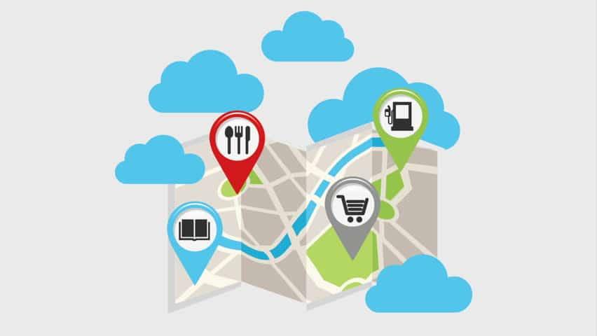 WordPress Interactive Maps