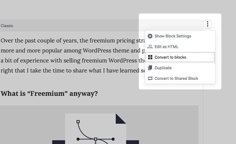 Gutenberg Clone Content Guide