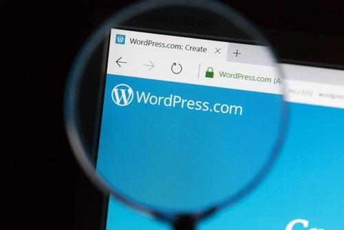 WordPress Web Design Dubai