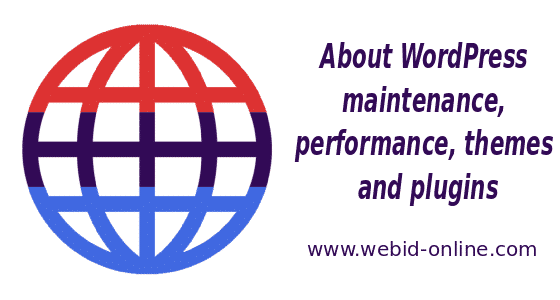World of WordPress - Logo Webid