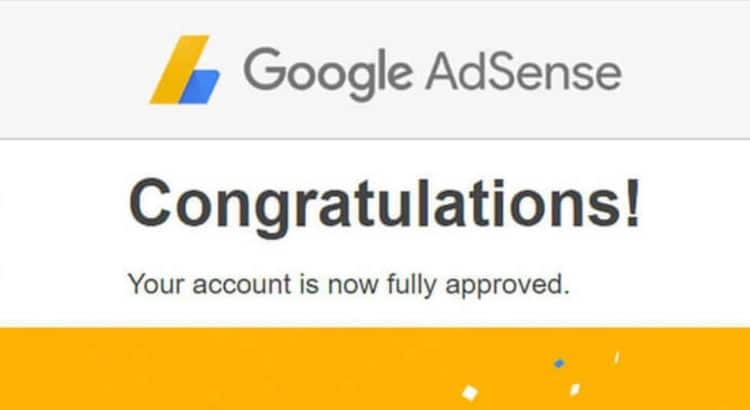 Google Adsense Approval Guide