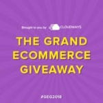 The Grand Ecommerce Giveaway: Worth $35,000+