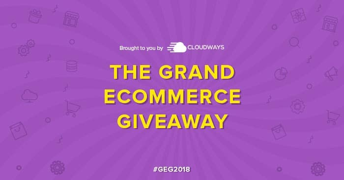 The Grand Ecommerce Giveaway