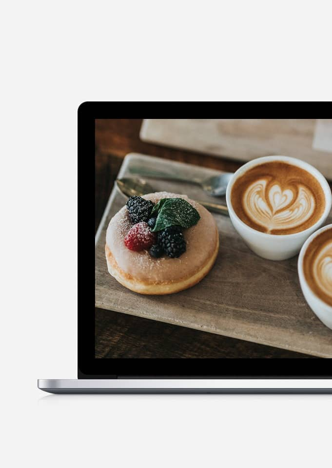 Cafe WordPress Theme - Coffee Responsive Site Builder