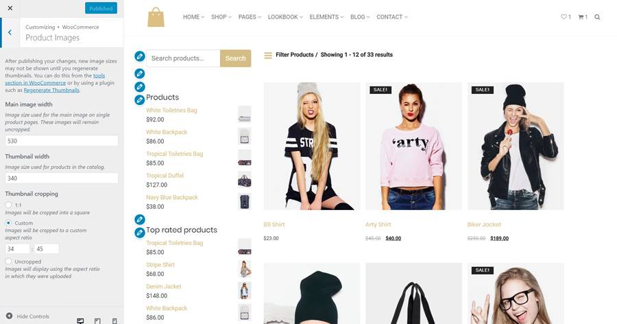 How To Edit WooCommerce Image Proportion