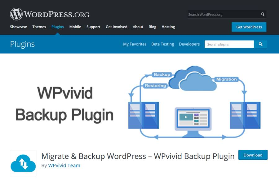 How to Migrate A WordPress Website to Any Destination Using WPvivid Backup Plugin