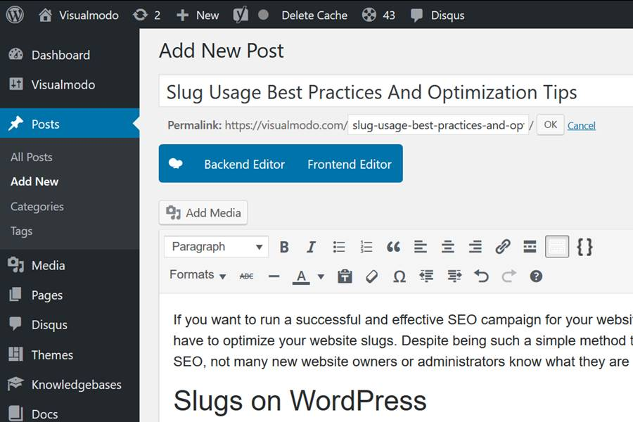 Slug Usage Best Practices And Optimization Tips