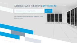 How to Know Who is Hosting Any Website