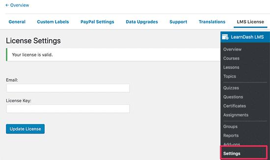 Get LearnDash WordPress Plugin